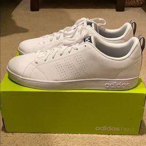 Adidas Neo Advantage Clean VS sneakers, size 11.5
